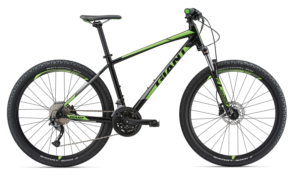 GIANT Talon 3 GE S Black S - Bike Maniac