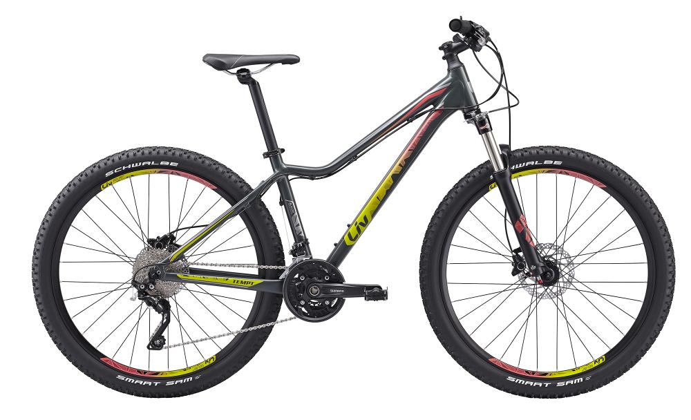 LIV Tempt 2 LTD Black/Olive XS - Bergmann Bike & Outdoor