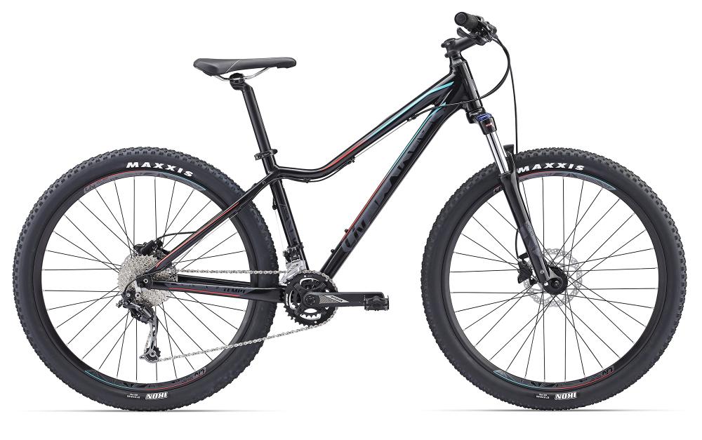 LIV Tempt 3 Black XS - Bergmann Bike & Outdoor