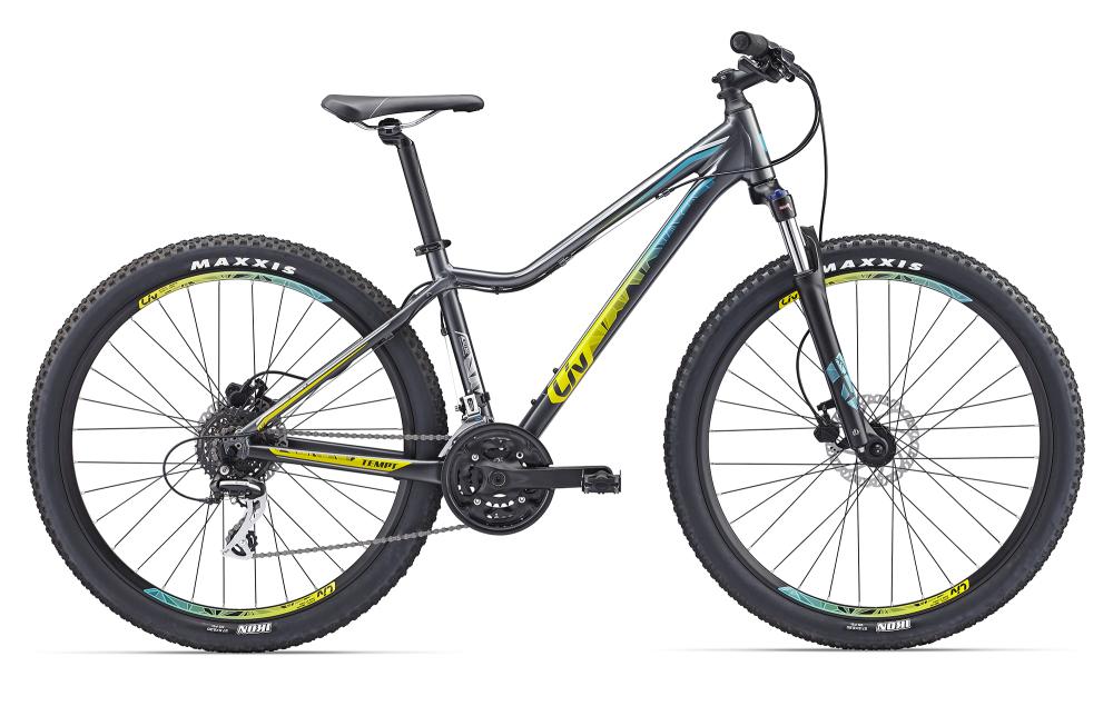 LIV Tempt 4 Charcoal XS - Bergmann Bike & Outdoor