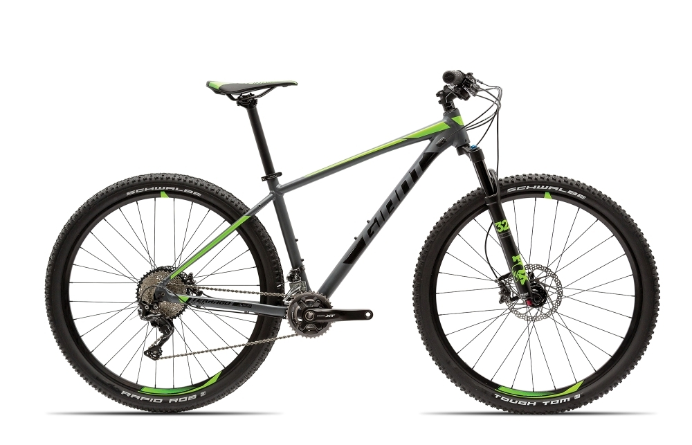 GIANT Terrago 29er 1 GE S Black S - Bergmann Bike & Outdoor