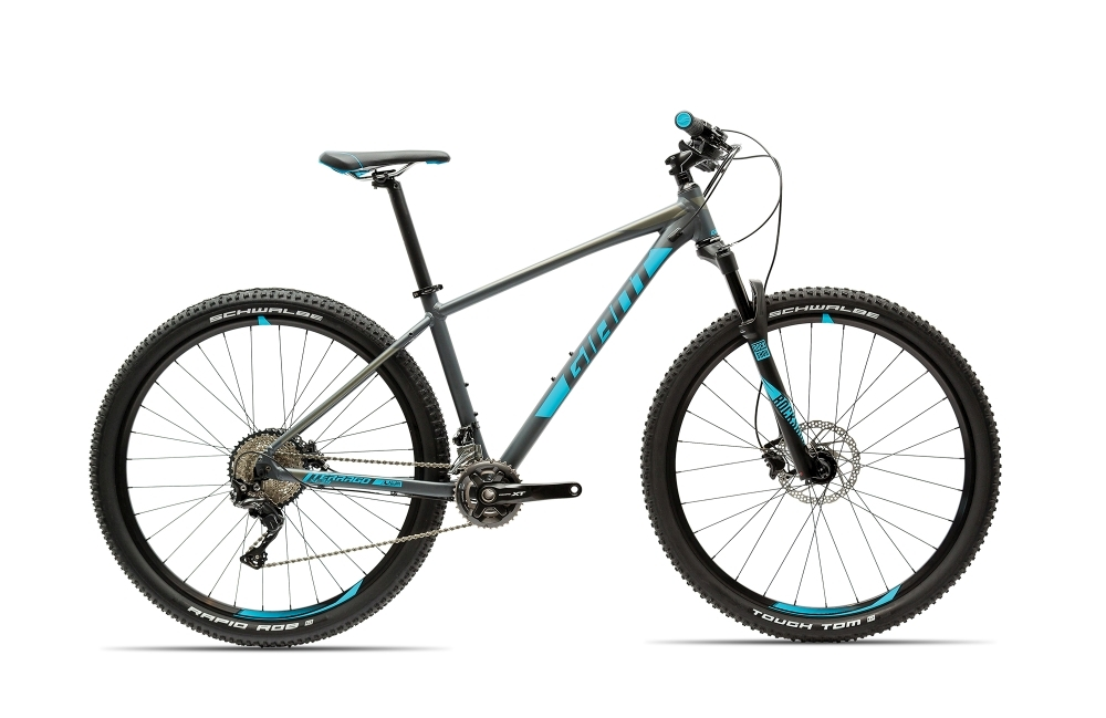 GIANT Terrago 29er 2 GE XL Black XL - Bergmann Bike & Outdoor