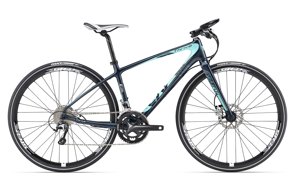 LIV Thrive CoMax 2 Disc Dark Green S - Zweirad Posdziech Onlineshop -  E-Bike | Bochum