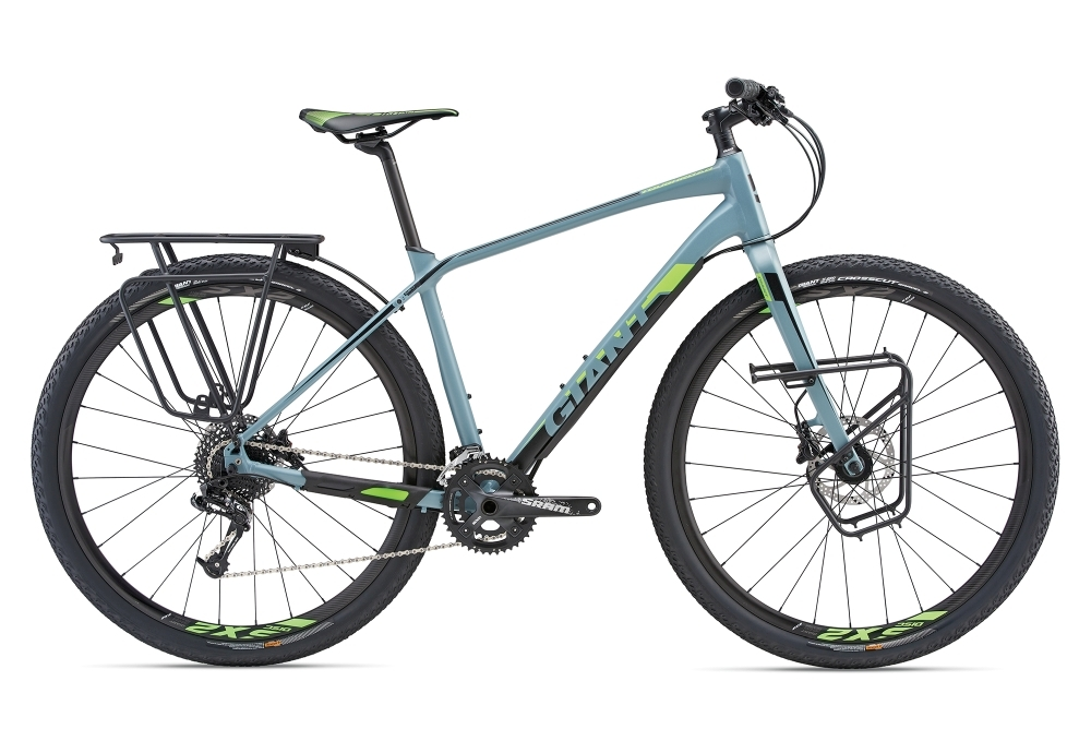 GIANT ToughRoad SLR 1 M Gray M - Bergmann Bike & Outdoor