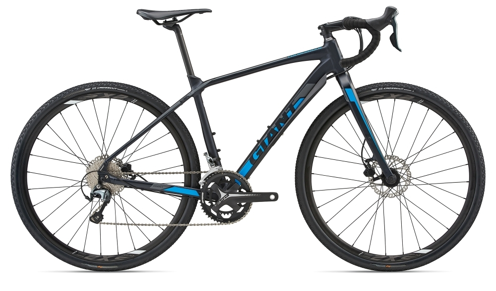 GIANT ToughRoad SLR GX 1 L Dark Blue L - Bergmann Bike & Outdoor
