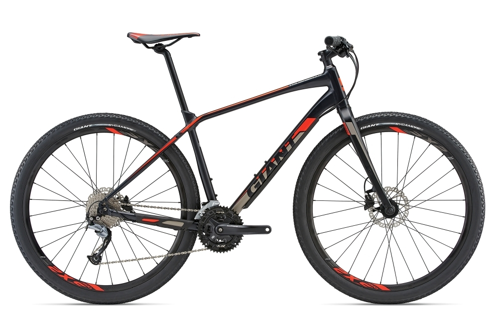 GIANT ToughRoad SLR 2 L Black L - Bergmann Bike & Outdoor