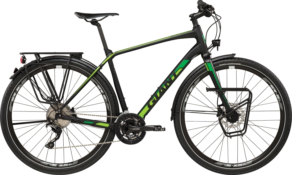 GIANT ToughRoad SLR EX L Black L - Bergmann Bike & Outdoor