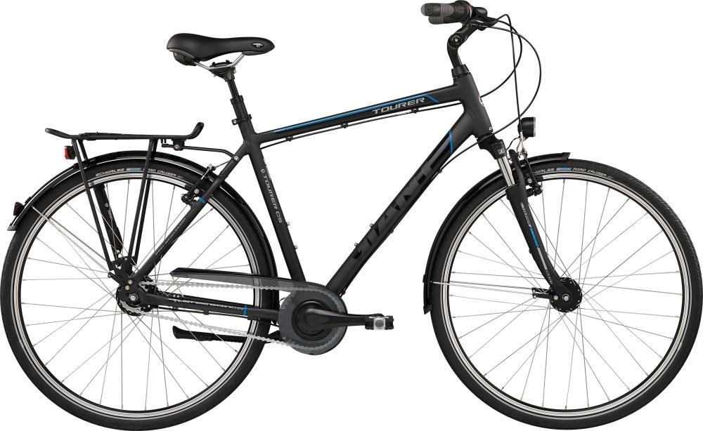 GIANT Tourer GTS XL Black/Blue XL - Zweirad Posdziech Onlineshop -  E-Bike | Bochum