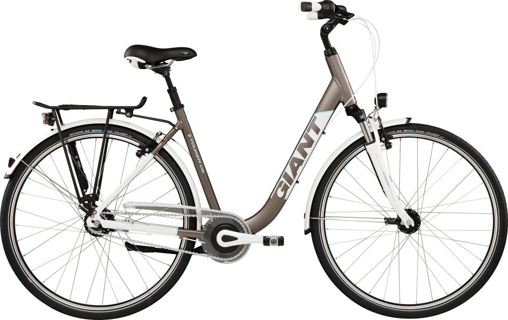 GIANT Tourer LDS S Obsidian Grey S - Zweirad Posdziech Onlineshop -  E-Bike | Bochum