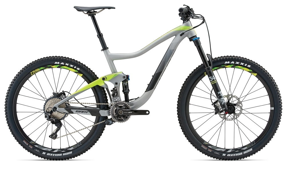 GIANT Trance 1.5 GE L Gray L - Bergmann Bike & Outdoor