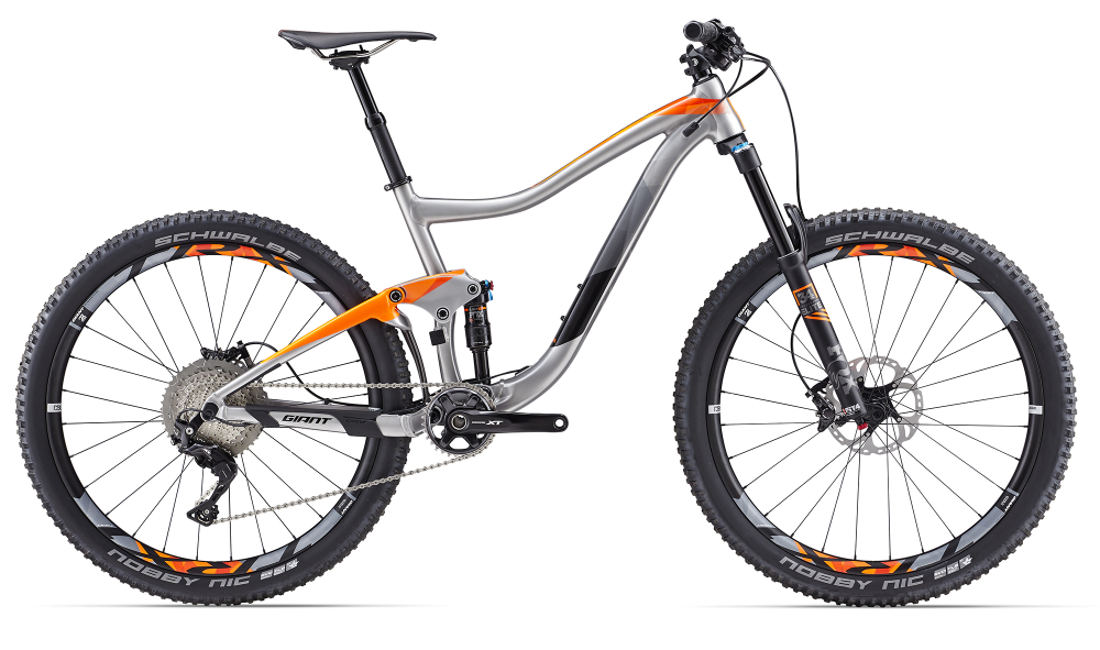GIANT Trance 1 Grey S - Bergmann Bike & Outdoor