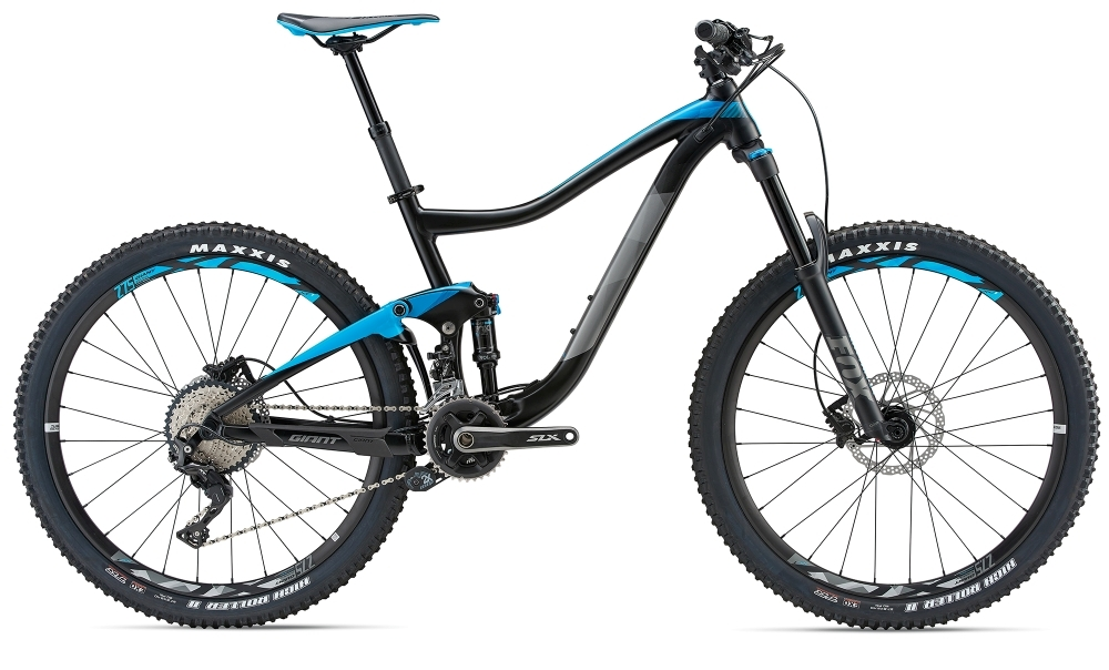 GIANT Trance 2 GE L Black L - Bergmann Bike & Outdoor