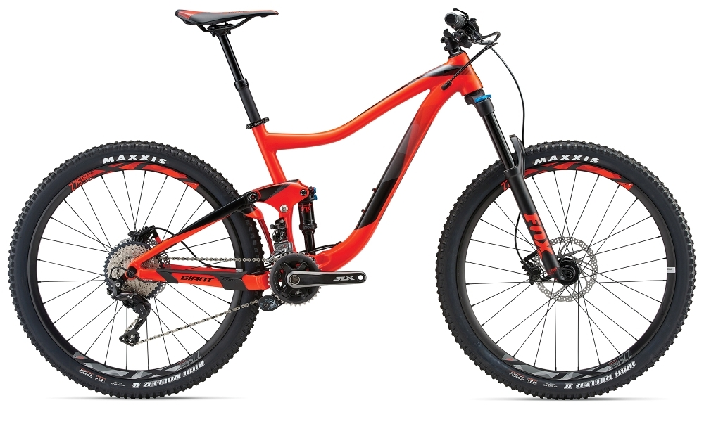 GIANT Trance 2 GE S Neon Red S - GIANT Trance 2 GE S Neon Red S