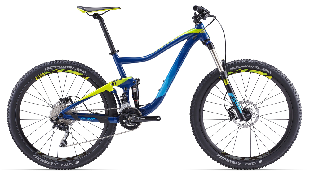 GIANT Trance 3 Deep Blue S - Bergmann Bike & Outdoor