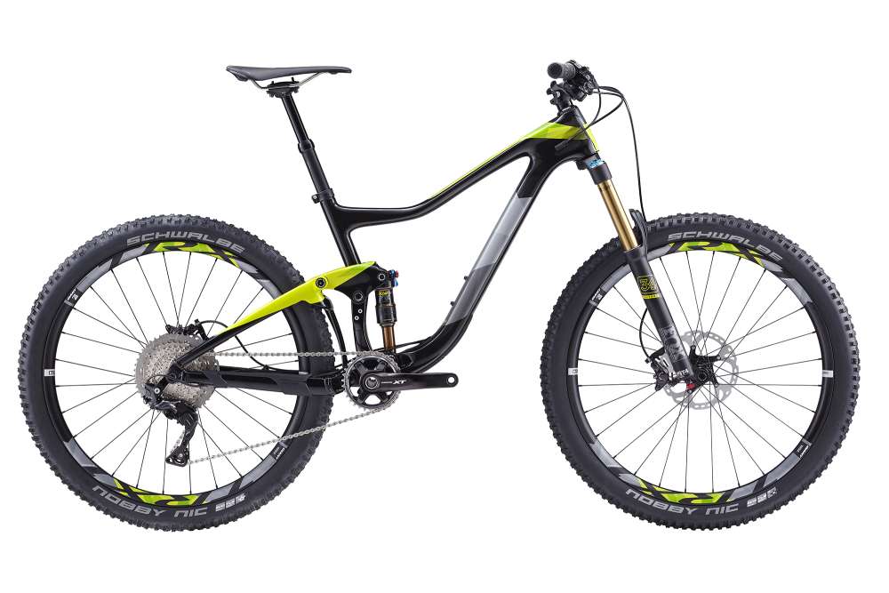 GIANT Trance Advanced 1 Carbon S - Bergmann Bike & Outdoor