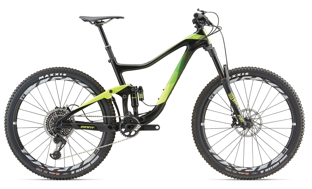 GIANT Trance Advanced 0 L Carbon L - Bergmann Bike & Outdoor