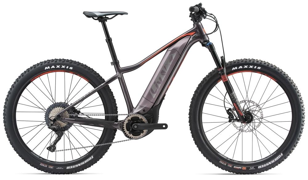 LIV Vall-E+0 Pro 25km/h XS Charcoal XS - Bike Maniac