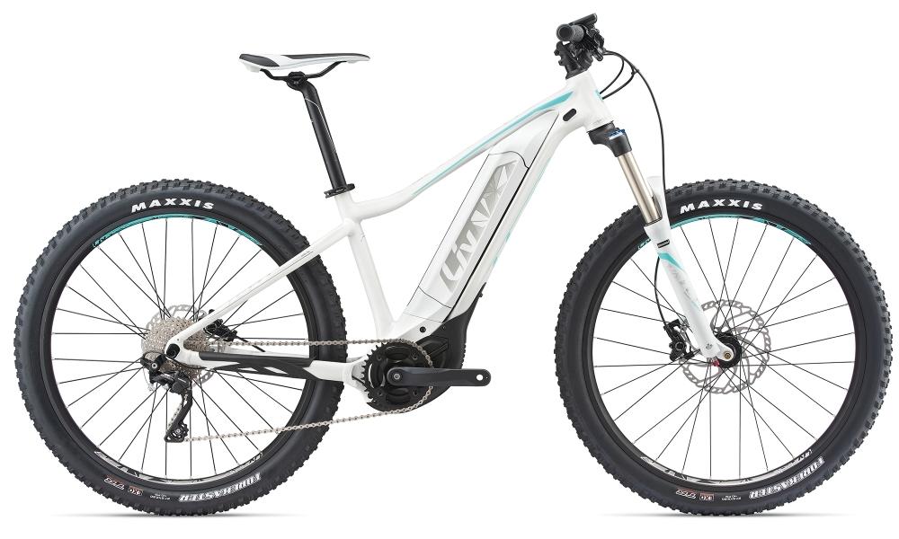LIV Vall-E+1 Pro 25km/h XS White XS - Bike Maniac