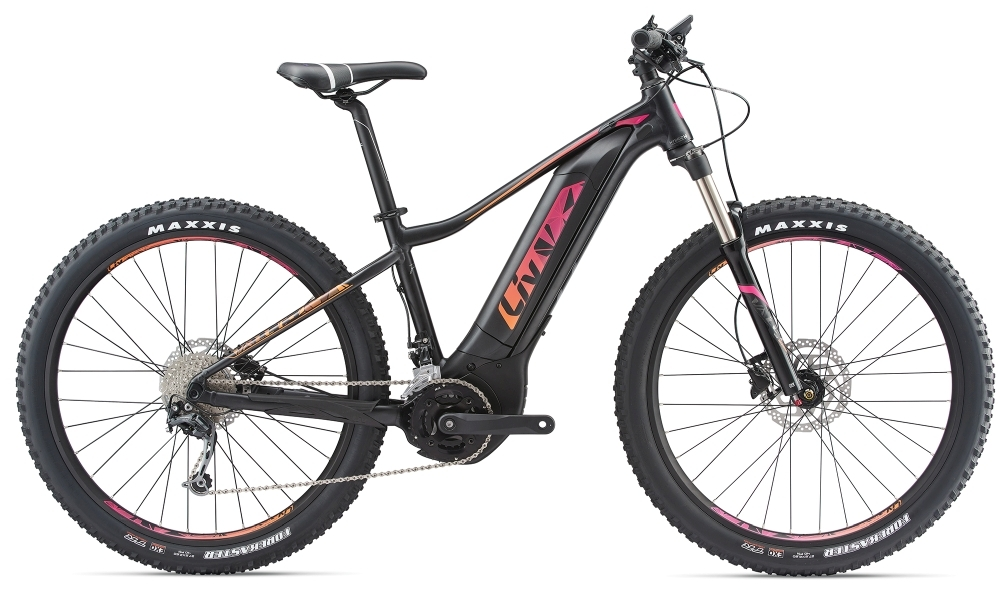 LIV Vall-E+2 25km/h L Black L - Bergmann Bike & Outdoor