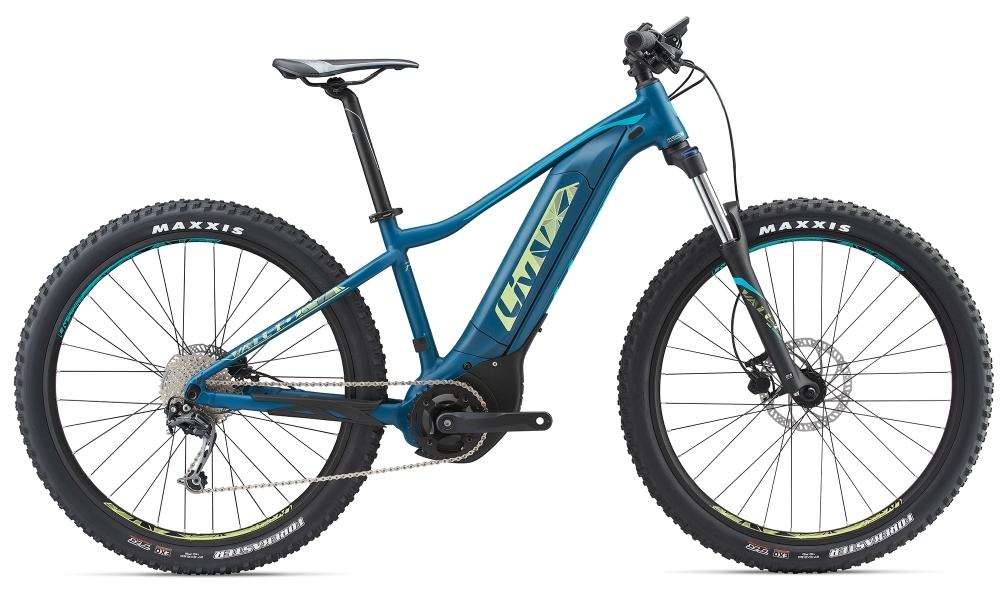LIV Vall-E+3 S5 25km/h XS Dark Green XS - Bike Maniac