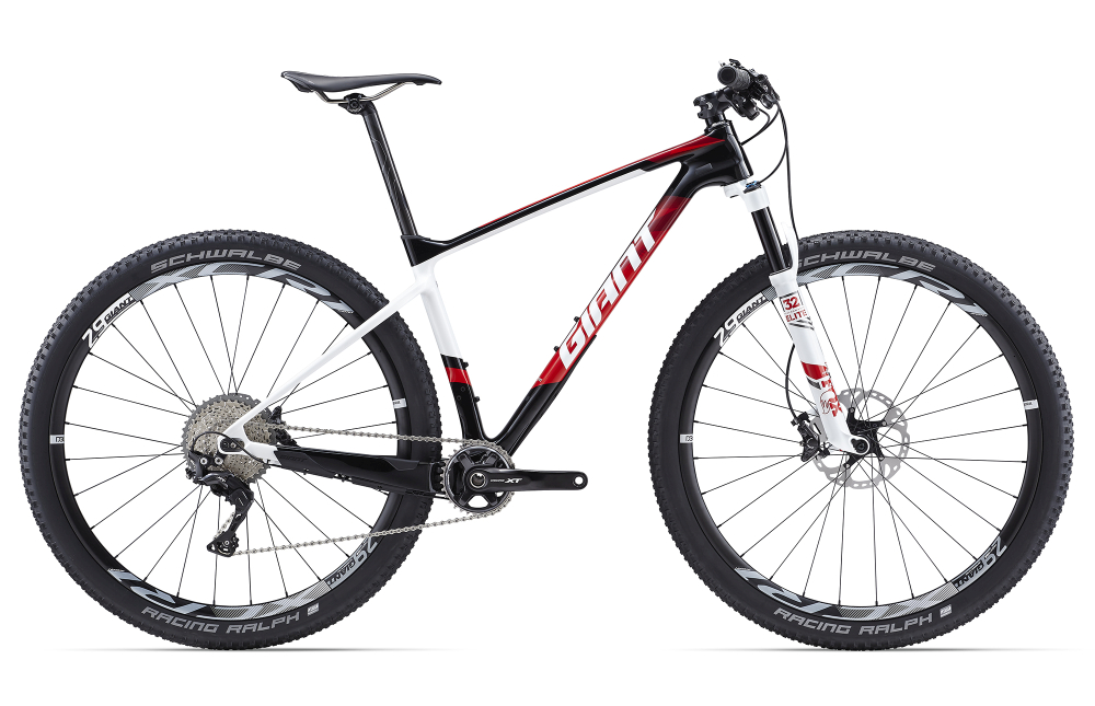 GIANT XTC Advanced 29er 1 Charcoal S - Bergmann Bike & Outdoor