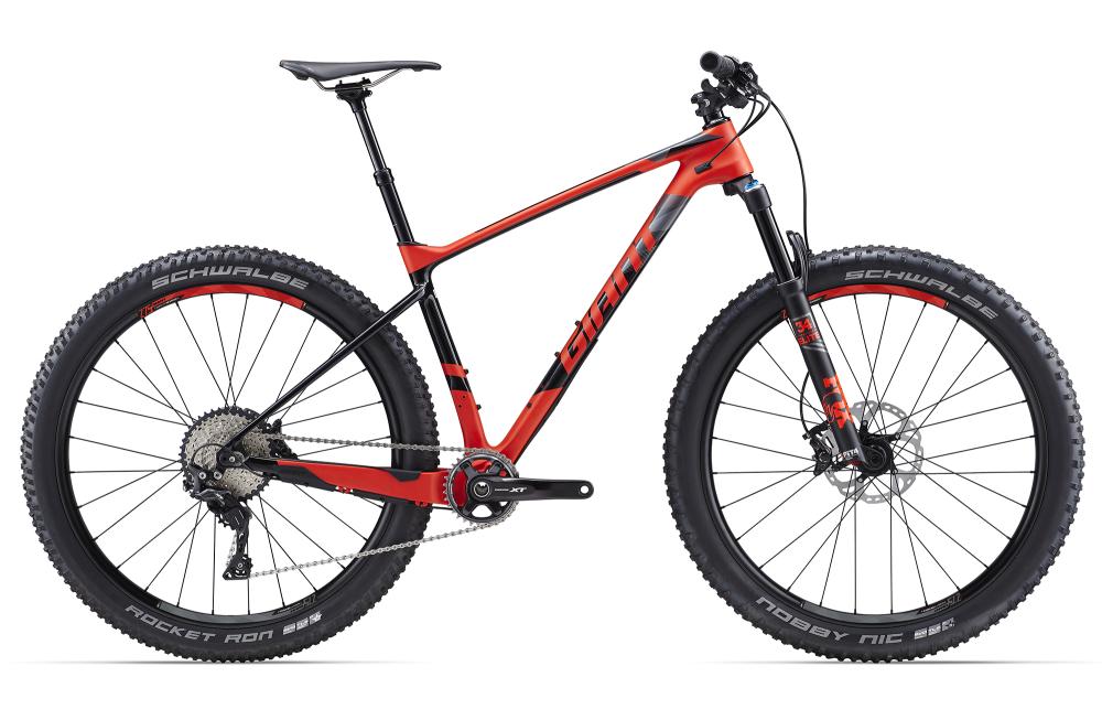 GIANT XTC Advanced + 1 Red S - Bergmann Bike & Outdoor