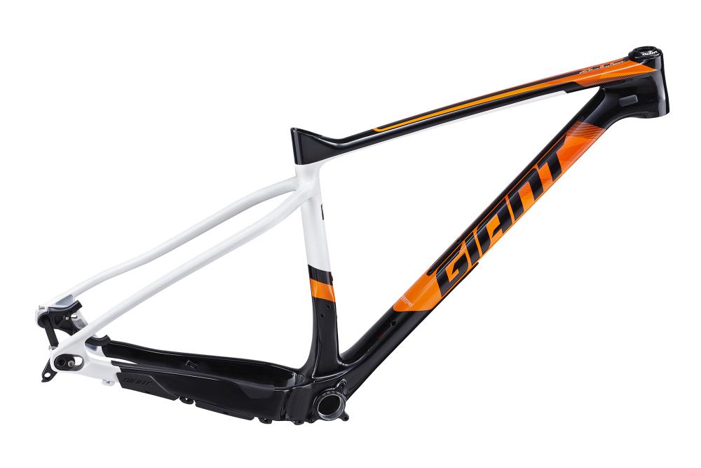 GIANT XTC Advanced + FR Carbon S - Bergmann Bike & Outdoor