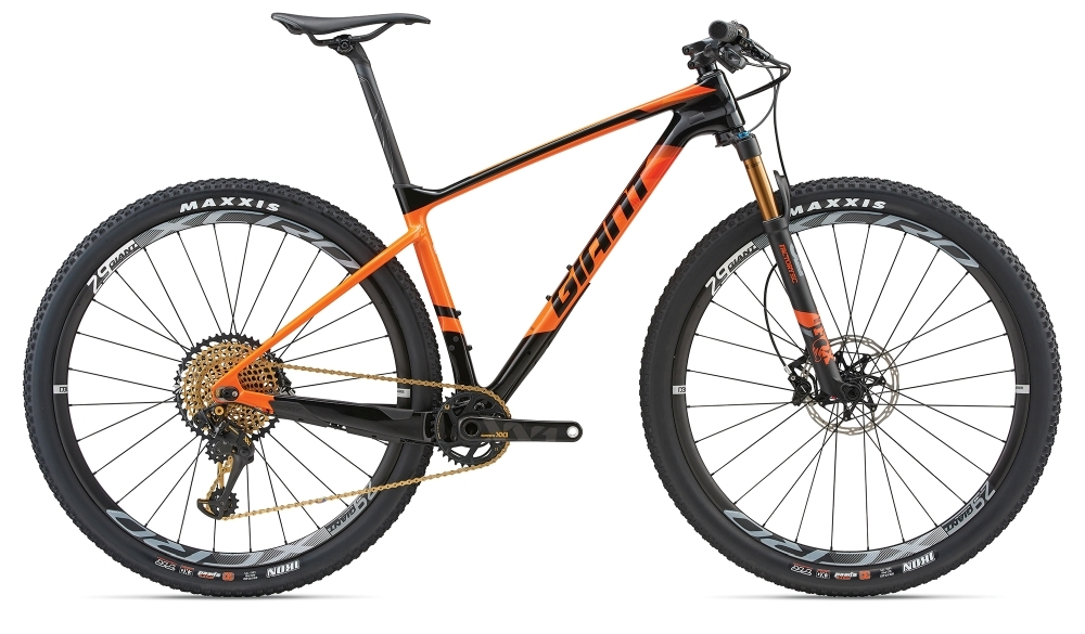 GIANT XTC Advanced 29er 0 XL Carbon XL - Bergmann Bike & Outdoor