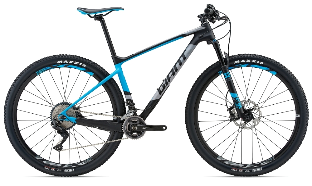 GIANT XTC Advanced 29er 1.5 GE L Carbon L - Bergmann Bike & Outdoor