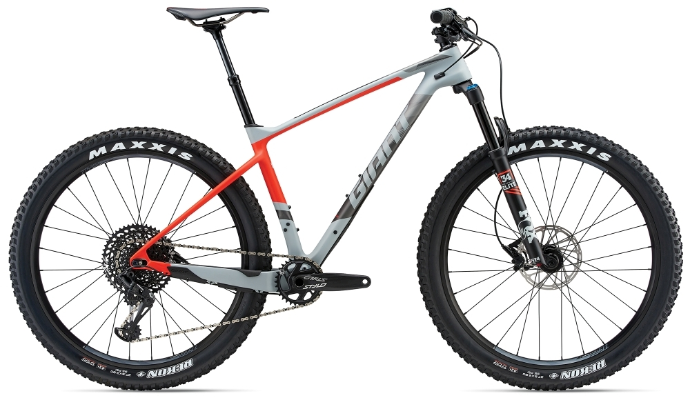 GIANT XTC Advanced + 1 L Gray L - Fahrradhaus Haske