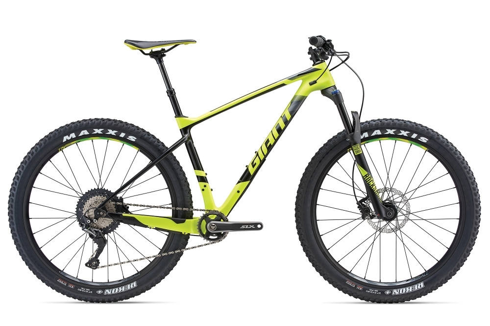 GIANT XTC Advanced + 2 L Neon Yellow L - Fahrradhaus Haske