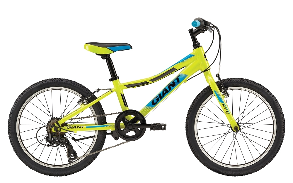 GIANT XTC Jr 20 Lite Yellow 20´´ - Bike Maniac
