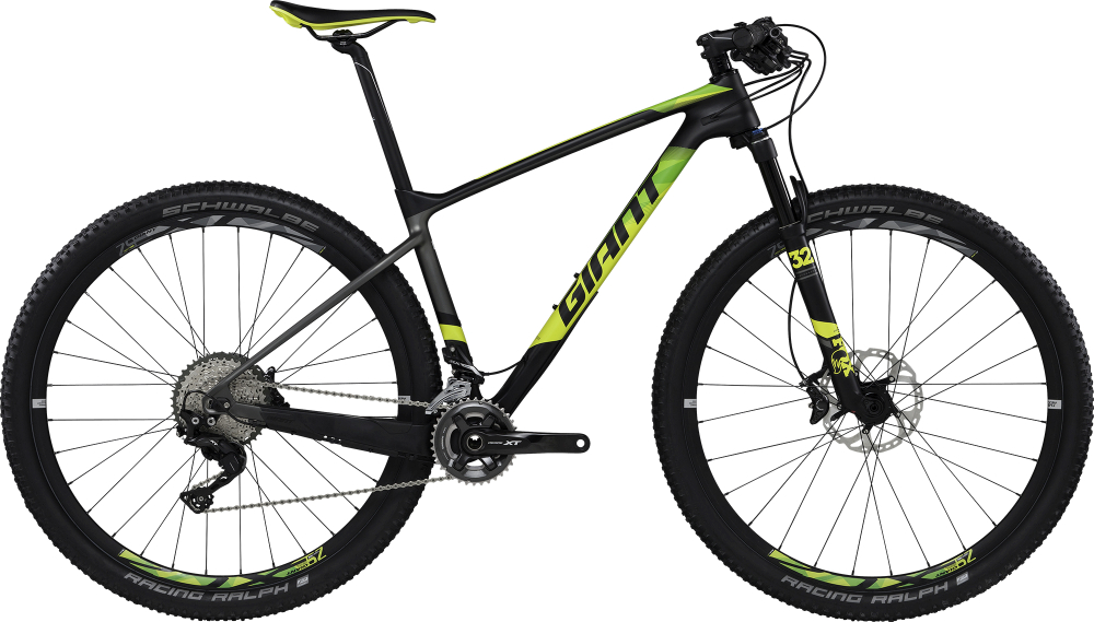 GIANT XTC Advanced 29er 1.5 LTD Carbon S - Bergmann Bike & Outdoor