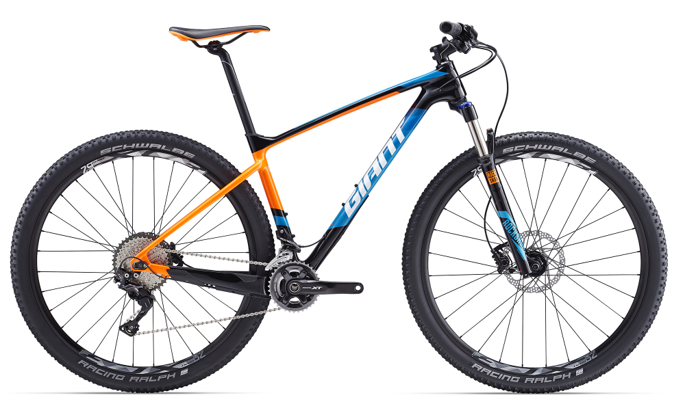 GIANT XTC Advanced 29er 2 LTD Carbon XL - Zweirad Posdziech Onlineshop -  E-Bike | Bochum