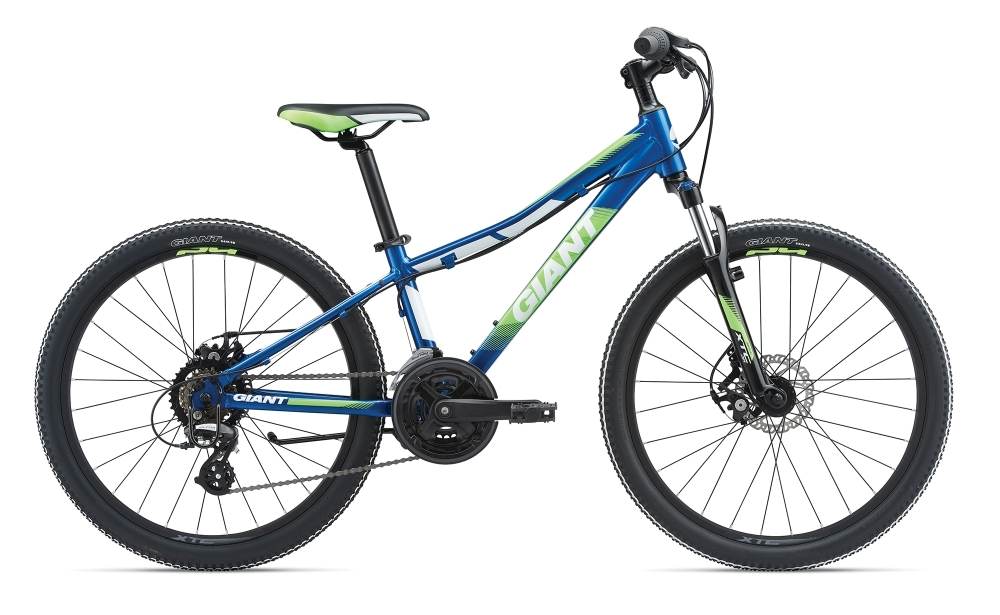 GIANT XTC Jr 1 Disc 24 Electric Blue 24´´ - Bike Maniac