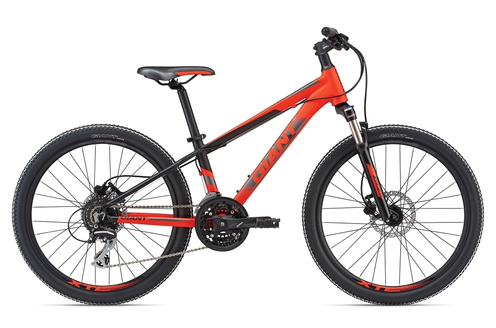 GIANT XTC SL Jr 24 Red 24´´ - Bike Maniac