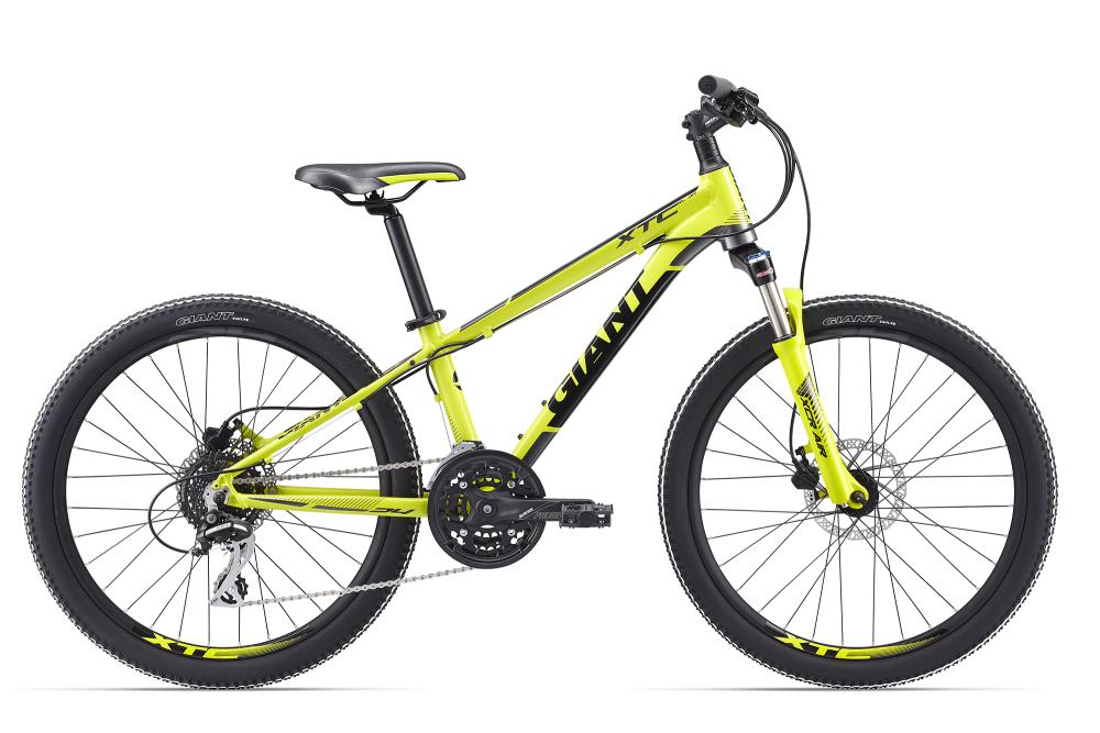 GIANT XtC SL Jr Green 24´´ - Bergmann Bike & Outdoor
